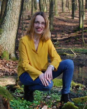 Referentin Karin Mieger